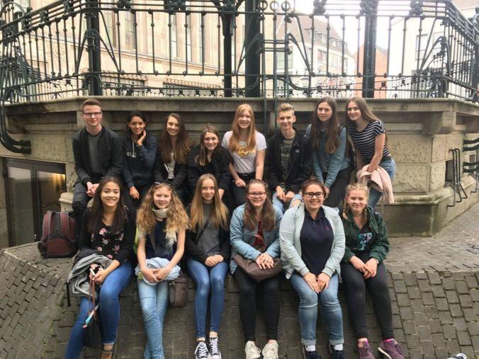 Gruppenfoto ATS Düsseldorf 20.05.17